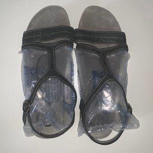 abeo Basha metatarsal strappy walking sandals
